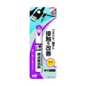 ソフト99コーポレーション(SOFT99) ソフト99 チョット塗りエイド 接点復活剤 20595 ...