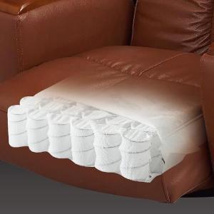 宮武製作所 肘付本革座椅子-風雅- ブラウン (直送品)|y-lohaco2|07
