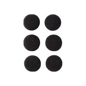 インナーイヤー型 イヤーパッド ブラック 6個入り TYP1 ヤザワコーポレーション の商品画像 ナビ