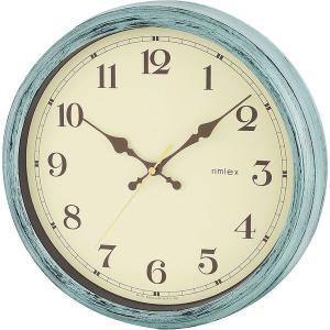 ノア精密 電波時計:エアリアルレトロ グリーン...の関連商品8