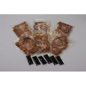 北海道 帯広名物「ぶた八」の豚丼の具 6食入 江戸屋 (直送品)|y-lohaco2|02