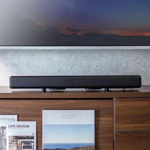 サンワダイレクト サウンドバースピーカー(テレビ・Bluetooth・サブウーハー搭載・2.1chサウンドバー・60W) 400-SP081 1個(直送品) y-lohaco2 02