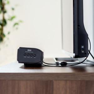 サンワダイレクト サウンドバースピーカー(テレビ・Bluetooth・サブウーハー搭載・2.1chサウンドバー・60W) 400-SP081 1個(直送品) y-lohaco2 06