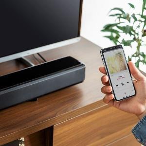 サンワダイレクト サウンドバースピーカー(テレビ・Bluetooth・サブウーハー搭載・2.1chサウンドバー・60W) 400-SP081 1個(直送品) y-lohaco2 09