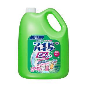 ワイドハイターEXパワー 詰め替え 業務用 4.5L 1個 衣料用漂白剤 花王