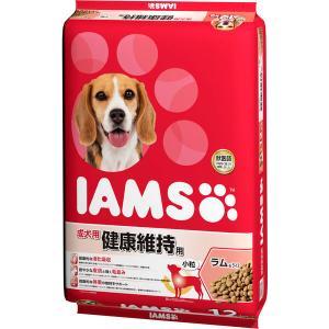 IAMS(アイムス) ドッグフード 成犬用ラム&ライス 12kg 1個 マースジャパン|y-lohaco