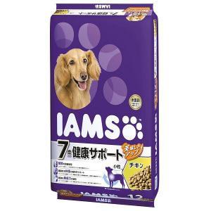 IAMS(アイムス) ドッグフード 7歳以上用 健康サポートチキン 12kg 1個 マースジャパン|y-lohaco