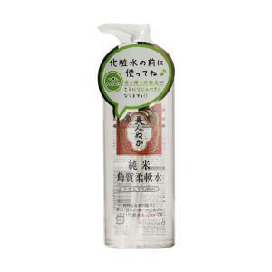 リアル 美人ぬか 純米角質柔軟水(ふきとり化粧水) 198ml