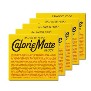 カロリーメイト ブロック チーズ味 1セット(5箱入) 大塚製薬 栄養補助食品|y-lohaco