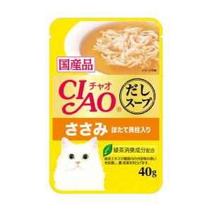 いなば CIAO(チャオ)猫用 パウチ だしス...の関連商品4