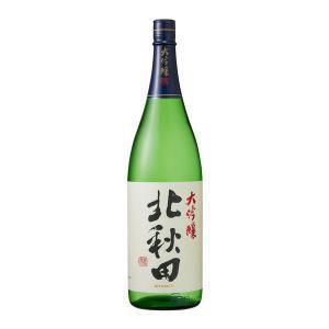北秋田 大吟醸 1.8Lビン  日本酒|LOHACO PayPayモール店