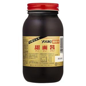 ユウキ食品 業務用 甜面醤(テンメンジャン)1kg 1個 中華調味料