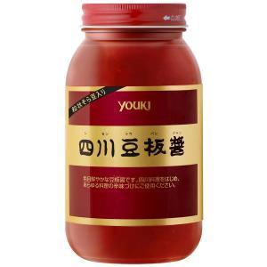 ユウキ食品 業務用 四川豆板醤(トウバンジャン)1kg 1個 中華調味料