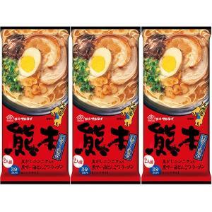 マルタイ 熊本黒マー油とんこつラーメン186g...の関連商品2