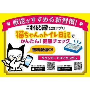 箱売り 猫砂 ニオイをとる砂 5L 4袋 ライオン商事 y-lohaco 05