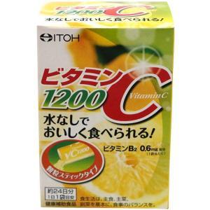 井藤漢方製薬 ビタミンC1200 1箱(2g×24袋入) サプリメント LOHACO PayPayモール店