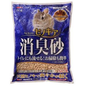 ヒノキア 消臭砂 7L 1袋 GEXの関連商品5