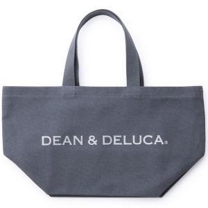 DEAN&DELUCA(ディーンアンドデルーカ) トートバッグ チャコールグレイ S|y-lohaco