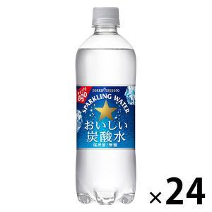 ポッカサッポロ おいしい炭酸水 500ml 1...の関連商品1