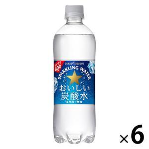 ポッカサッポロ おいしい炭酸水 500ml 1...の関連商品2