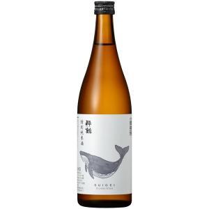 酔鯨(すいげい) 特別純米酒 720ml  日本酒