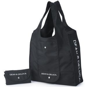 DEAN&DELUCA(ディーンアンドデルーカ) ショッピングバッグ ブラック 2000814201691|y-lohaco