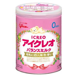 0ヵ月からアイクレオのバランスミルク 800g 1缶 アイクレオ|y-lohaco