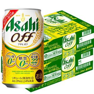 アサヒ アサヒオフ缶350ml×48缶|y-lohaco