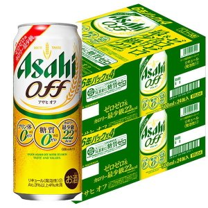 アサヒ アサヒオフ缶500ml×48缶|y-lohaco