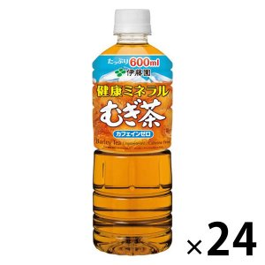 伊藤園 健康ミネラルむぎ茶 600ml 1箱(24本入)