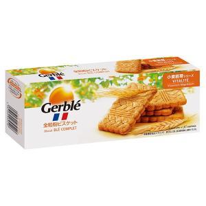 Gerble 全粒粉ビスケット 5枚5袋入 栄養補助食品|y-lohaco|02