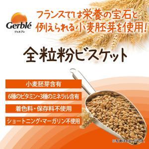 Gerble 全粒粉ビスケット 5枚5袋入 栄養補助食品|y-lohaco|03