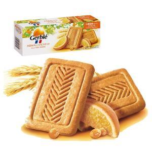 Gerble 大豆&オレンジ 5枚4袋入 栄養補助食品|y-lohaco