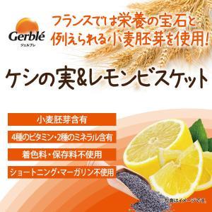Gerble ケシの実&レモン 4枚4袋入 栄養補助食品|y-lohaco|03