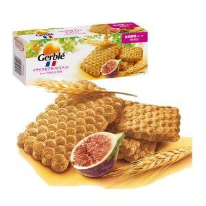 Gerble(ジェルブレ) イチジク&ブランビスケット 1箱(5枚×5袋入) 大塚製薬 栄養補助食品|y-lohaco