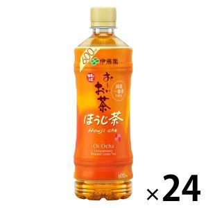 伊藤園 おーいお茶 ほうじ茶 525ml 1箱(24本入)