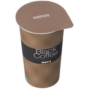 ドトールコーヒー おもてなしのアイスコーヒー(ブラック) 165ml 1セット(24本)|y-lohaco