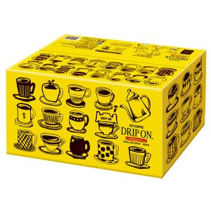ドリップコーヒー キーコーヒー ドリップオン マイルドセレクション 1箱(60袋入)