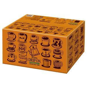 ドリップコーヒー キーコーヒー ドリップオン ファインビターセレクション 1箱(60袋入)
