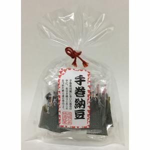 成城石井手巻納豆(巾着) 1袋