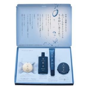 米肌-MAIHADA- 潤い体感セット (肌潤トライアルセット) コーセープロビジョン|y-lohaco