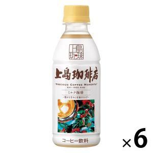 UCC上島珈琲 上島珈琲店 ミルク珈琲 270ml 1セット(6本)|y-lohaco