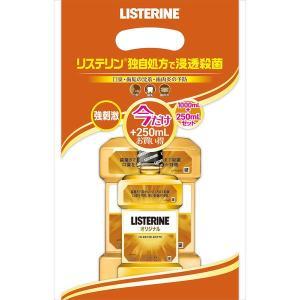 薬用リステリン(LISTERINE) オリジナル1000mL+250mLお得セット ジョンソン・エン...