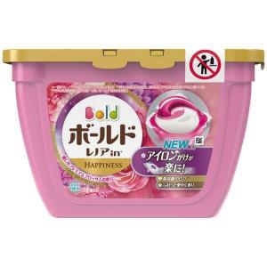 ボールド ジェルボール3D プレミアムブロッサム 本体 1個(18粒入) 洗濯洗剤 P&G y-lohaco