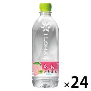 コカ・コーラ いろはす 白桃 555ml 1箱(24本入)
