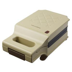 キッチン家電 ウィナーズ レコルト プレスサンドメーカーキルト RPS-1-BE  ベージュ 1台