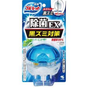液体ブルーレットおくだけ除菌EX トイレタンク芳香洗浄剤 本体 スーパーミント 70ml 小林製薬 ...