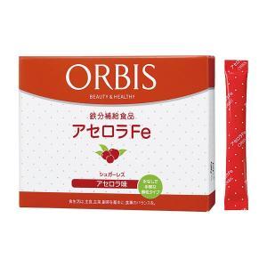 ORBIS(オルビス) アセロラFe 徳用 60日分(1.2...
