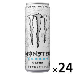 アサヒ飲料 モンスターウルトラ 355ml 1箱(24缶入)|y-lohaco