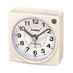 時計 カシオ TQ-750J-7JF 電波置き時計 コンパクトサイズ